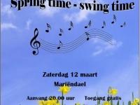 spring time swing time